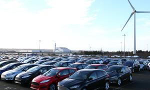 Automarkt junge Gebrauchte Neuwagen Gebrauchtwagen Statistik 2014 Deutschland