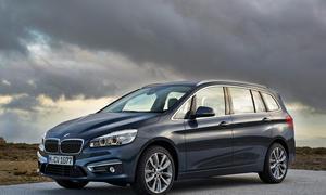 BMW 2er Gran Tourer Preise Überblick Benziner Diesel Van Neuheiten