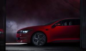 Kia Optima 2015 Genfer Autosalon Teaser Bild Studie Premiere