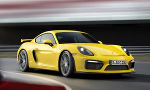 Porsche Cayman GT4 2015 Sportwagen coupe infos bilder 0008