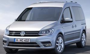 VW Caddy 2015 Lieferwagen Neuheit Kastenwagen