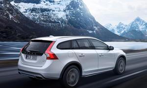 Volvo 2014 Gewinn Umsatz V60 Cross Country