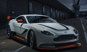 Aston Martin Vantage GT3 2015 Genf V12 Supersportler 600 PS