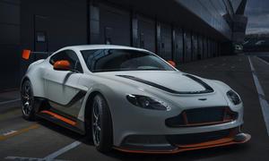 Aston Martin Vantage GT3 2015 Genf V12 Supersportler 600 PS