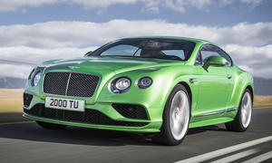 Bentley Continental GT 2015 Facelift Speed W12 V8 S Coupé Cabrio