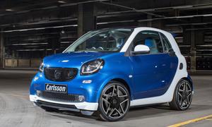 carlsson smart fortwo ck10 tuning autosalon genf 2015 kleinstwagen heckmotor citycar tuner