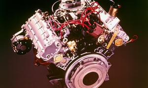 PRV Europa-V6 Motor Technik Sechszylinder Bild