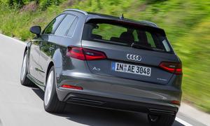 Audi A3 e-tron Plug-in-Hybrid Frankreich Name