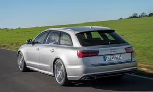 Pkw-Neuzulassungen Audi A6 S6 RS 6 Februar 2015 KBA-Zahlen Segmente Spitzenreiter