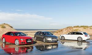 Audi A6 S6 allroad quattro Avant Kaufberatung