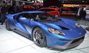 Ford GT 2016 Genfer Autosalon 2015 Supersportwagen V6