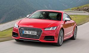 Audi TTS Coupe Sportwagen Test