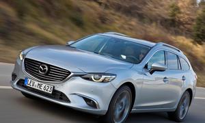 Mazda 6 Facelift 2015 Kombi Front