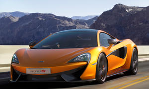 mclaren 570s 2015 new york auto show supersportler neuheit 570 s