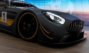 mercedes amg gt3 2015 autosalon genf supersportler neuheiten rundgang