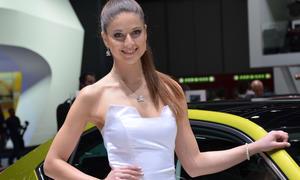 messegirls autosalon genf 2015 hostessen erotik schönheiten bilder rundgang