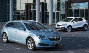 Opel Bank GmbH Finanzierung Leasing Insignia Mokka