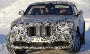Rolls Royce Wraith Drophead Coupé cabrio 2016 0002