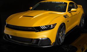 Saleen S302 Black Label Ford Mustang 2015 Dodge SRT Hellcat V8