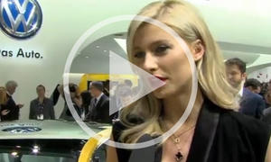 Video: Lena Gercke im Interview