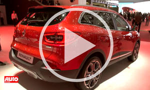 Video: Renault Kadjar in Genf 2015