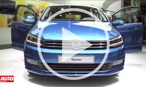 Heinz-Jakob Neusser über den VW Touran 2015