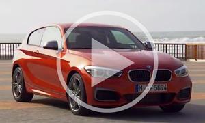 BMW 1er Facelift: M135i im Video