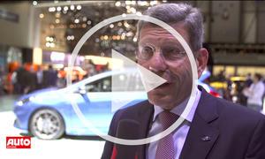 Ford auf dem Genfer Autosalon 2015