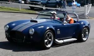 Video: Shelby Cobra auf Abwegen