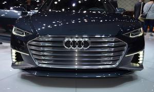 Audi A8 mit Staupilot