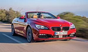 BMW 650i Cabrio 2015 Oberklasse Test Fahrbericht