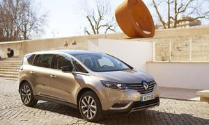 Renault Espace 2015 Preis Familien-Van Grundpreis Preise
