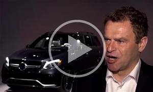 Video: AMG-Chef über den Mercedes GLE 63
