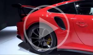Video: Porsche-Neuheiten in Shanghai