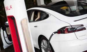 Tesla Elon Musk Model S Google Übernahme