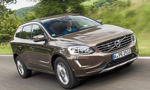 Volvo XC 60 T6 SUV Summum Topmodell Vierzylinder Turbo Kompressor Test