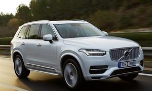Volvo XC90 T8 Plug-in Hybrid Preis Verbrauch Leistung SUV Geländewagen