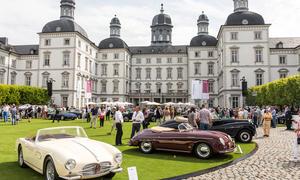 vorschau schloss bensberg classics 2015 sbc anmeldung concours oldtimer rallye