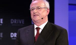 VW Chef Winterkorn Nachhaltigkeitsbericht 2015 Konzern