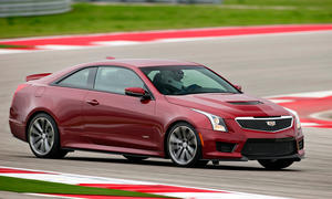 cadillac ats v 2015 fahrbericht test coupe limousine sedan