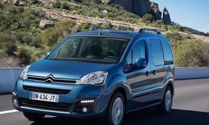 Fahrbericht Citroën Berlingo 2015 Facelift Innenraum Motoren EU6