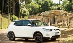 Fahrbericht SsangYong Tivoli 2015 Kompakt-SUV