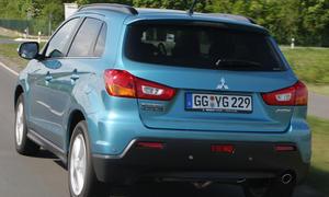 mitsubishi asx gebrauchtwagen ratgeber suv 1.6 2WD kaufberatung