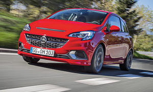 Opel Corsa OPC Kleinwagen Sportler Test Fahrbericht