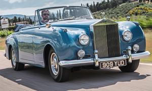 RR Silver Cloud I Drophead Coupe Fahrbericht Oldtimer Klassiker