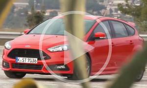 Ford Focus ST Diesel im Video