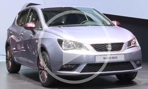 Seat Ibiza: Facelift 2015 im Video