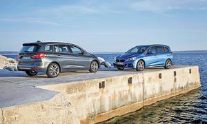 BMW 2er Gran Tourer Kaufberatung Van Siebensitzer