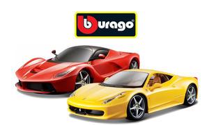 Gewinnspiel Bburago 2015 Ferrari
