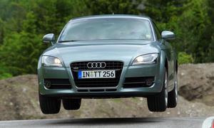 audi tt coupé 8j front gebrauchtwagen ratgeber erfahrungen tipps kaufberatung